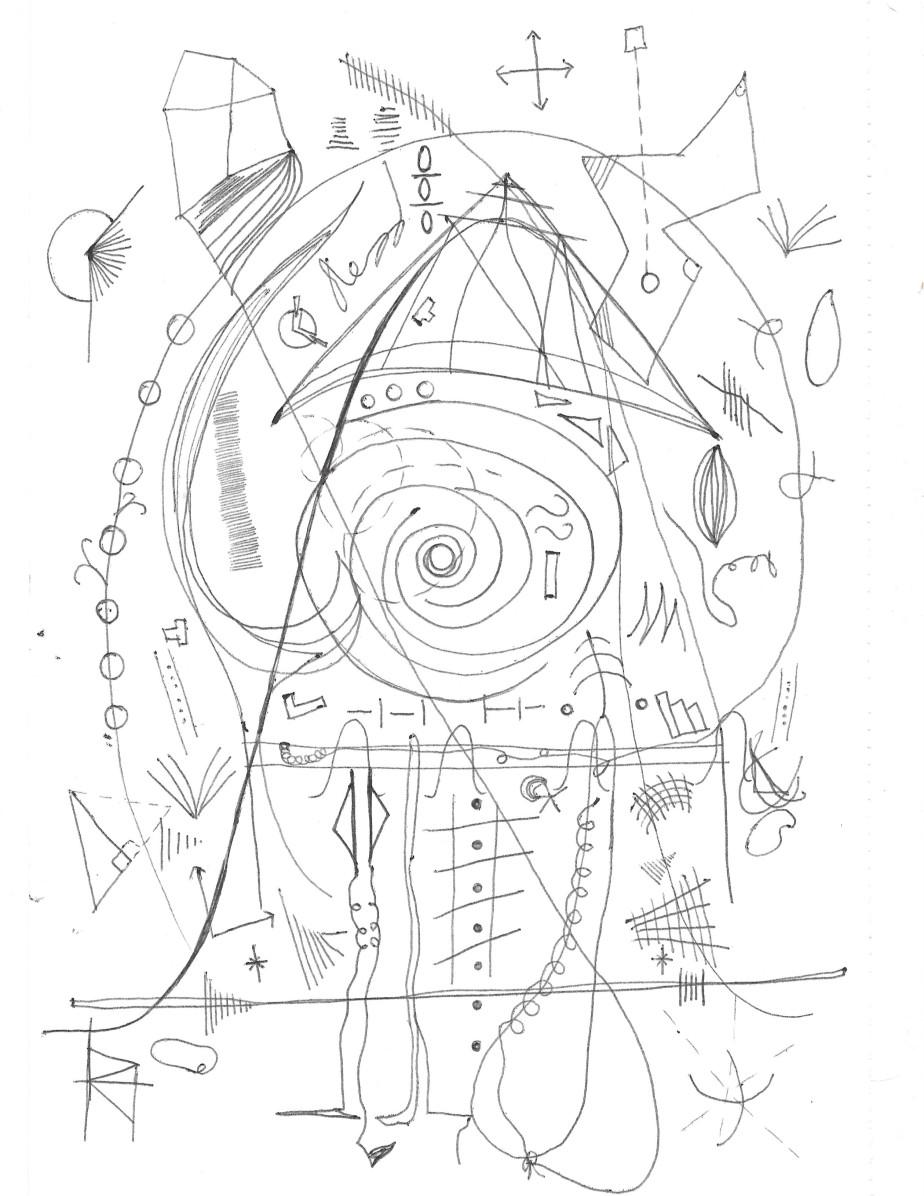Mind Map, e.g.
