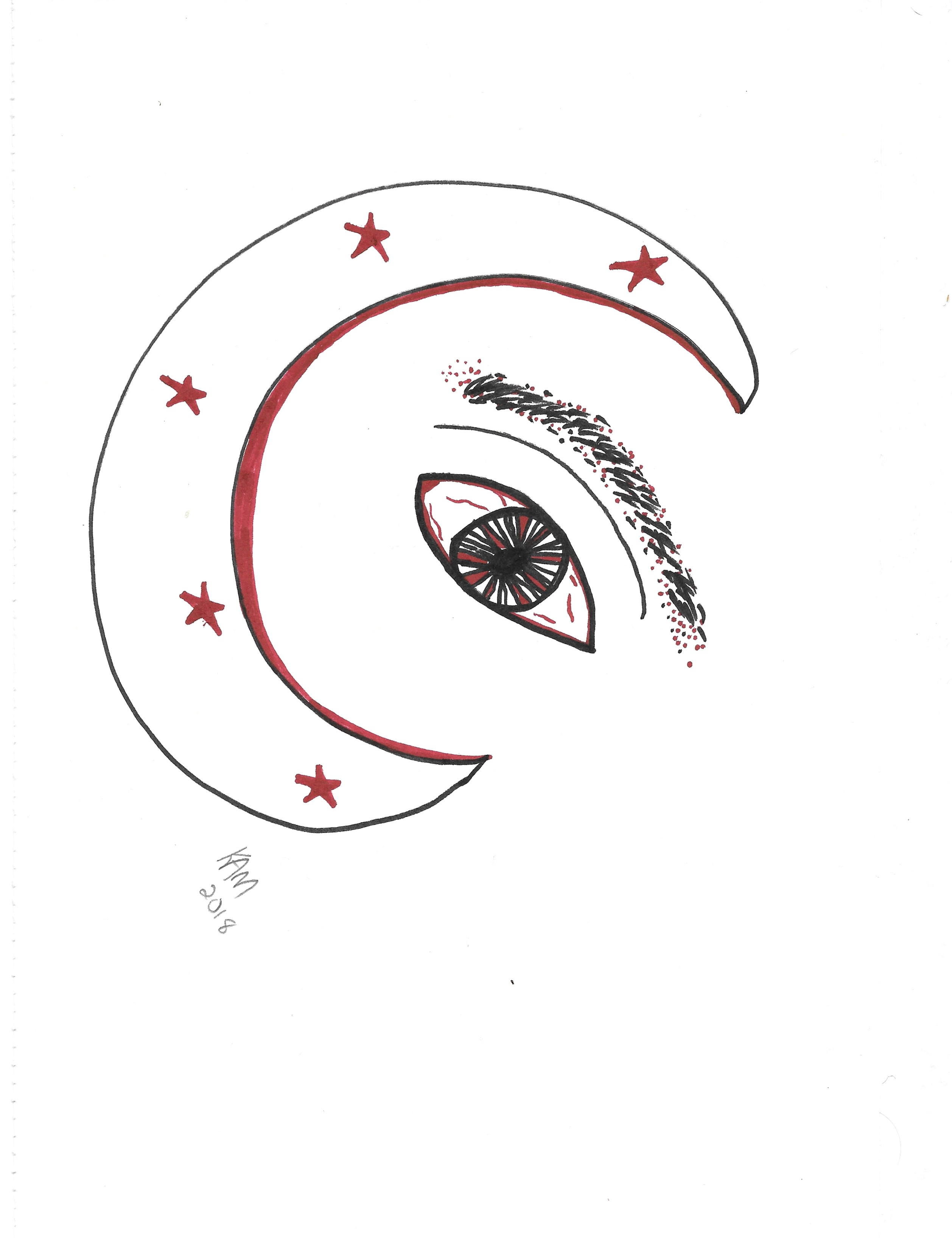 religious eye